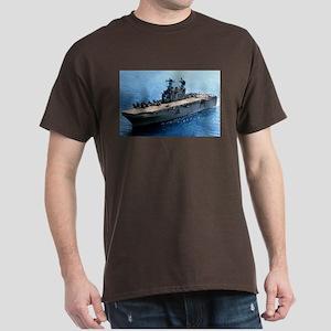 USS Nassau LHA 4 Dark T-Shirt
