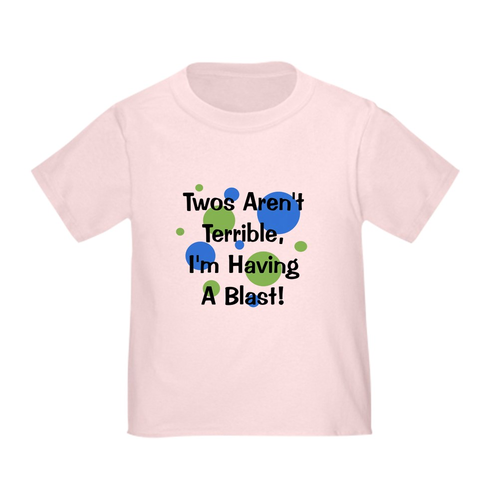 CafePress-Twos-Aren-039-t-Terrible-Toddler-T-Shirt-Toddler-T-Shirt-440523750 thumbnail 8