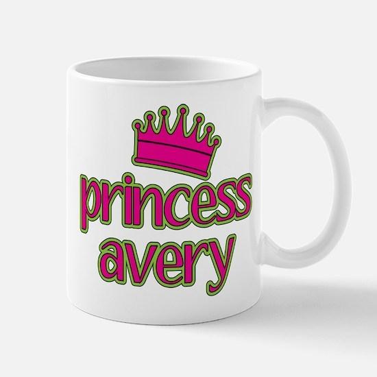 Princess Avery Mug