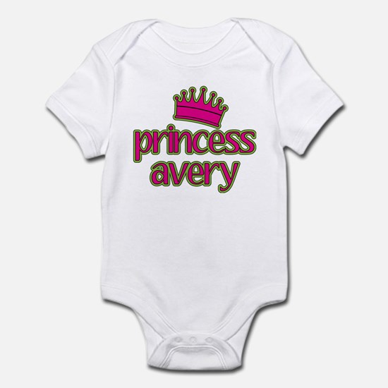 Princess Avery Infant Bodysuit