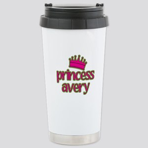 Princess Avery Stainless Steel Travel Mug