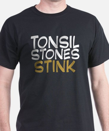 Tonsil Stones Stink T-Shirt