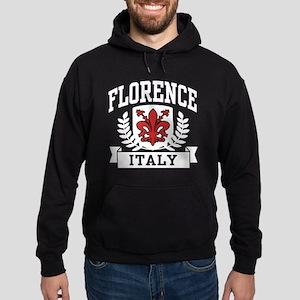 Florence Italy Hoodie (dark)