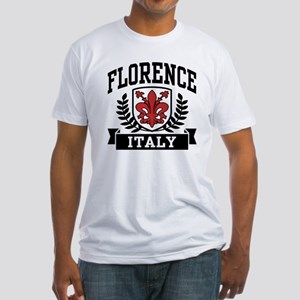Florence Italy Fitted T-Shirt