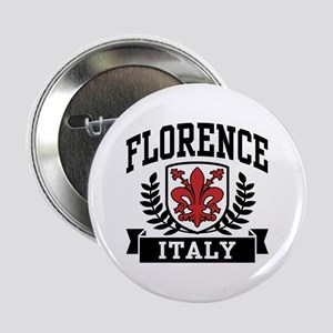 """Florence Italy 2.25"""" Button"""
