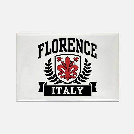 Florence Italy Rectangle Magnet