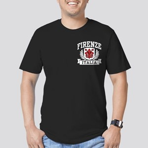 Firenze Italia Men's Fitted T-Shirt (dark)