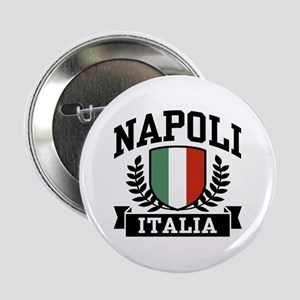 "Napoli Italia 2.25"" Button"