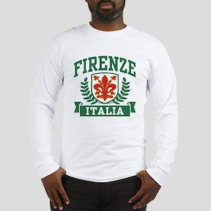Firenze Italia Long Sleeve T-Shirt