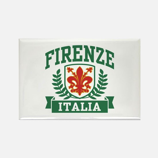 Firenze Italia Rectangle Magnet