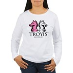 Troyis Women's Long Sleeve T-Shirt