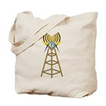 Masonic Ham Tower Tote Bag
