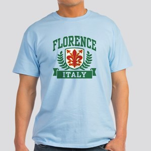 Florence Italy Light T-Shirt