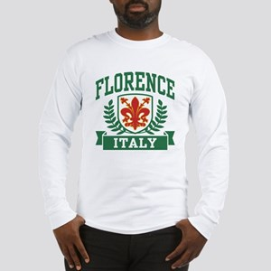 Florence Italy Long Sleeve T-Shirt