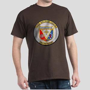 LHA 5 USS Peleliu Dark T-Shirt