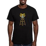 Ham Radio Mason Men's Fitted T-Shirt (dark)