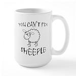 Sheeple Large Mug