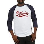 Mule Team Baseball Jersey-FRONT & BACK DESIGN!