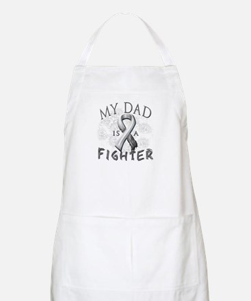My Dad Is A Fighter Apron