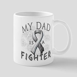 My Dad Is A Fighter Mug