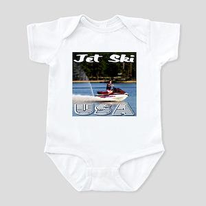 Jet Ski USA Infant Bodysuit