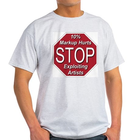 Stop Spamming Me Light T-Shirt