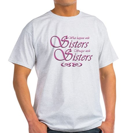 Pink Sisters Light T-Shirt