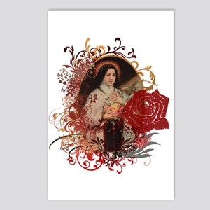 St. Therese Postcards (Package of 8)