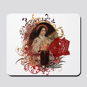 St. Therese Mousepad