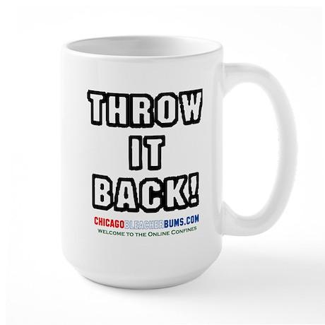 Throw It Back Large Mug