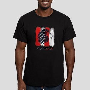 Robloxer Men's Fitted T-Shirt (dark)
