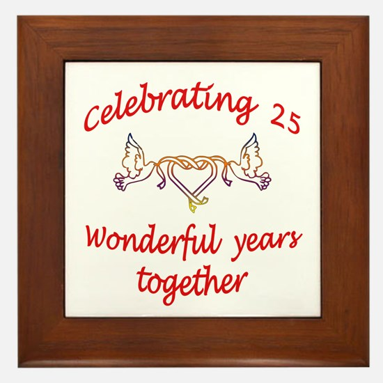 Cute Special occasions Framed Tile
