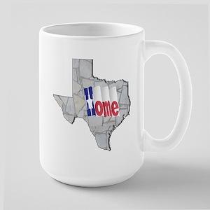 TX-Home-Limestone Large Mug