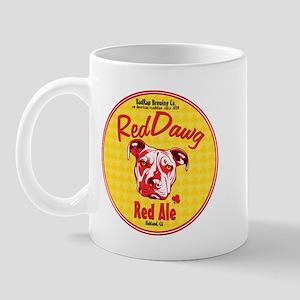 Red Dawg Ale Mug