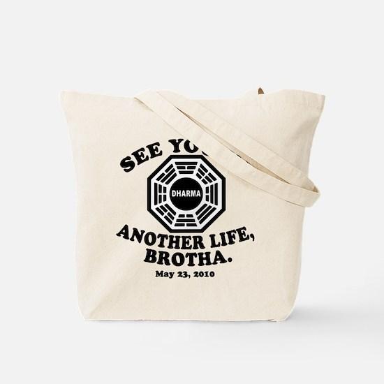 FINALE of LOST Commemorative Tote Bag