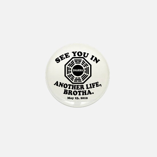 FINALE of LOST Commemorative Mini Button