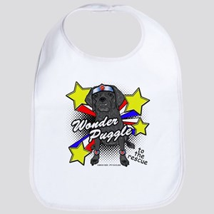 Wonder Puggle Bib