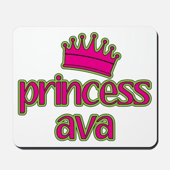 Princess Ava Mousepad