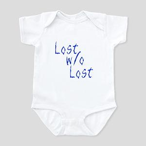 Lost w/o Lost Infant Bodysuit