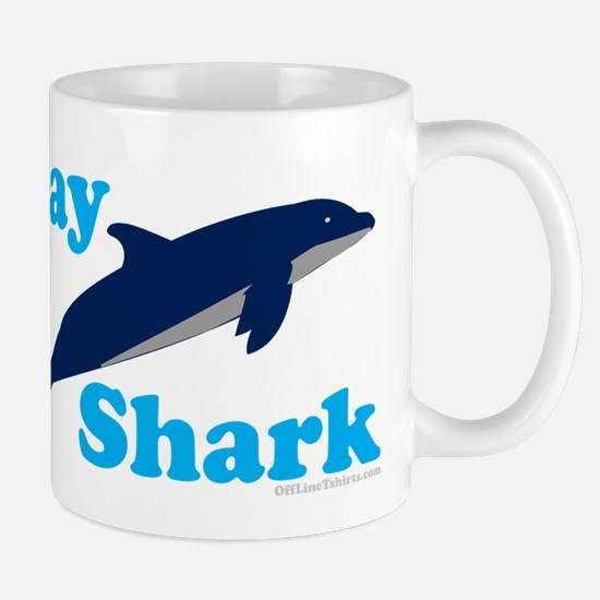 Gay Sharks Mug