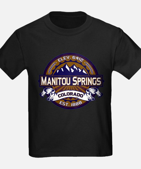 Manitou Springs Vibrant T