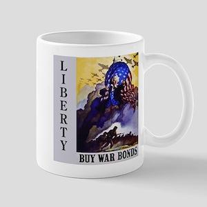 Liberty Buy War Bonds Mugs