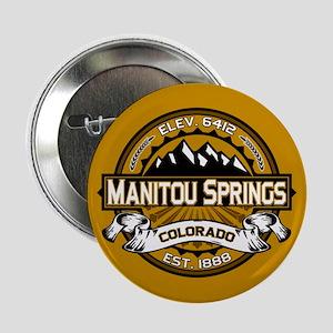 """Manitou Springs 2.25"""" Button"""