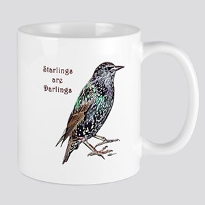 Starlings Are Darlings Mug