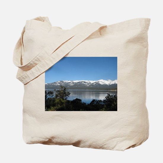 Incline, Lake Tahoe Tote Bag