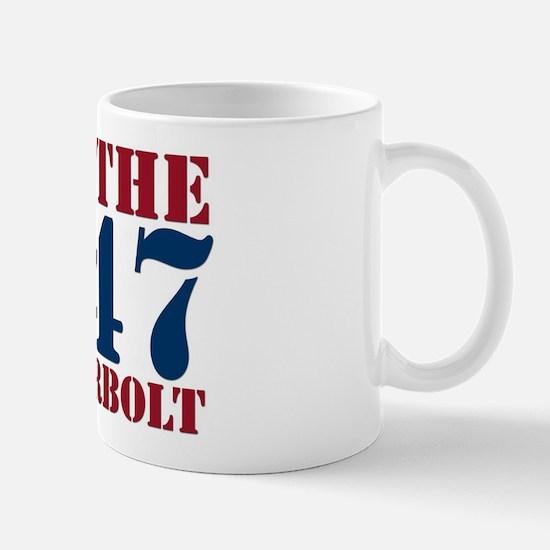 Fear The P-47 Mug