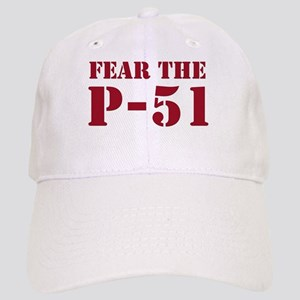 Fear the P-51 Cap