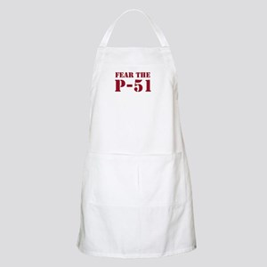 Fear the P-51 BBQ Apron