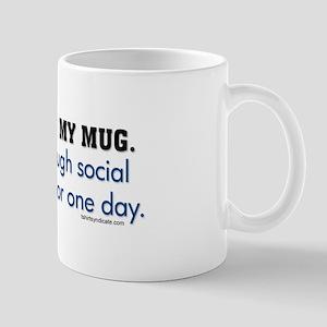 You Read My Mug Mug