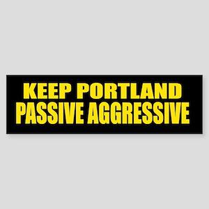 Keep Portland Passive Aggressive